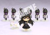Homura Black Dress Puella Magi Madoka Magica Figure