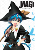 Magi The Kingdom of Magic DVD Set 1