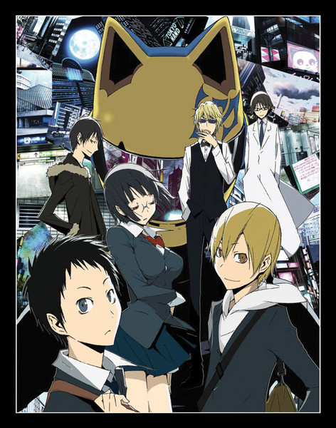 Durarara!! Box Set Blu-Ray