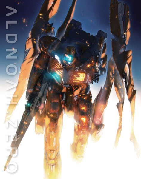 ALDNOAH.ZERO Set 1 Limited Edition Blu-Ray
