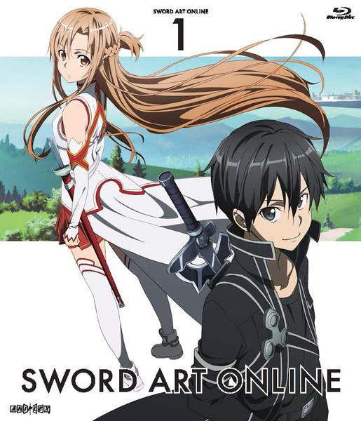 Sword Art Online Blu-Ray 1