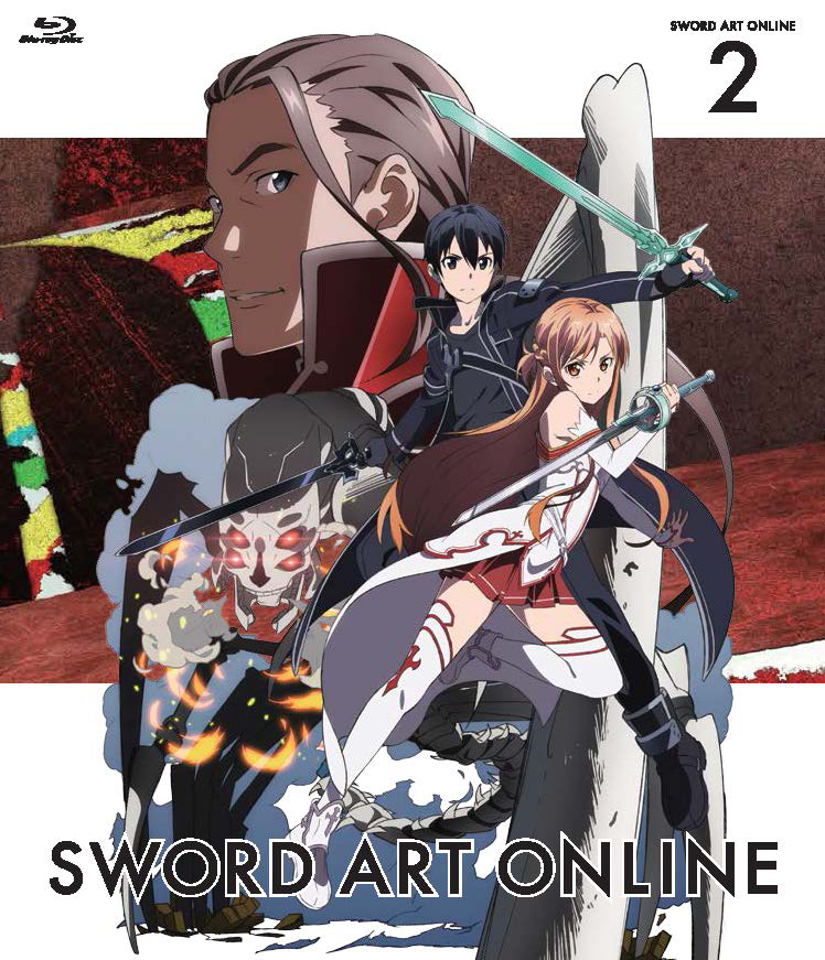 Sword Art Online Blu-ray 2 856137005681