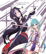 Sword Art Online II Set 4 Limited Edition Blu-ray