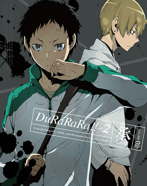 Durarara x 2 DVD 2