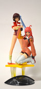 Noriko & Nono Gunbuster vs Diebuster Movie Figure