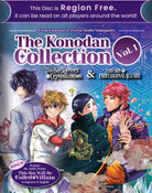 Konodan Collection Volume 1 Blu-ray