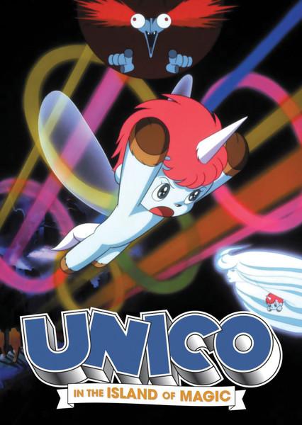 Unico In The Island Of Magic Dvd