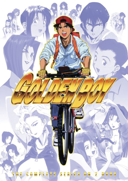 Golden Boy DVD