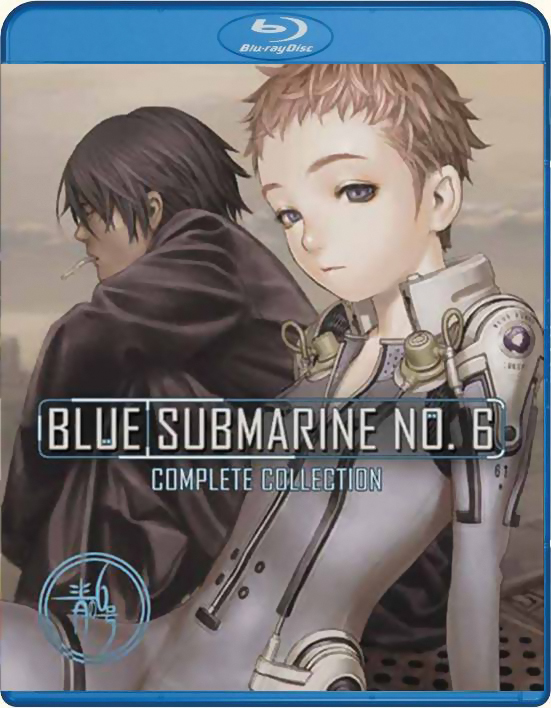 Blue Submarine No. 6 Blu-ray 875707009195