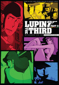 Lupin the 3rd Part II Collection 4 DVD