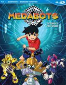 Medabots Season 1 Blu-ray