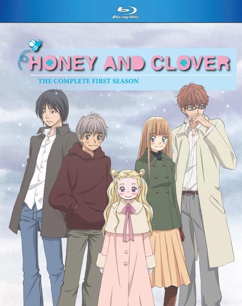 Honey and Clover Season 1 Blu-ray