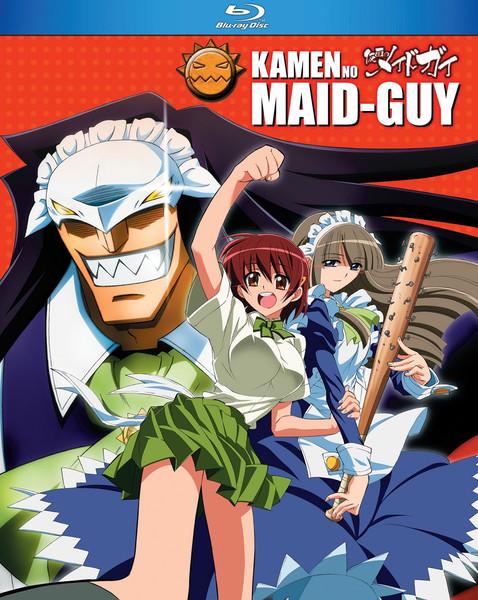 Kamen No Maid Guy Blu-ray