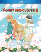 Honey and Clover Season 2 Blu-ray
