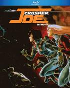 Crusher Joe The Movie Blu-ray