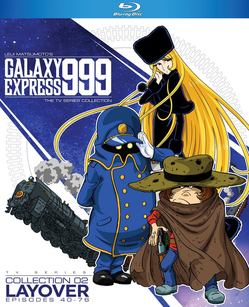 Galaxy Express 999 TV Series Collection 2 Blu-ray