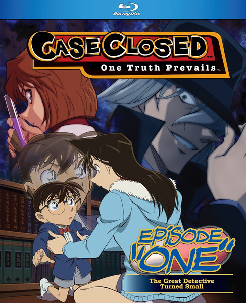 "Case Closed Episode ""One"" Blu-ray"