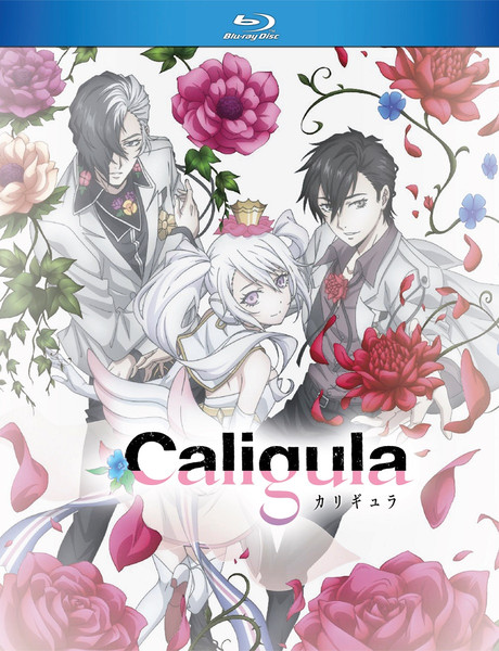 Caligula Blu-ray