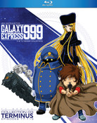 Galaxy Express 999 Collection 3 Blu-ray