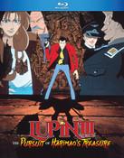 Lupin the 3rd The Pursuit of Harimao's Treasure Blu-ray