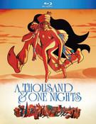 Osamu Tezuka's A Thousand and One Nights Blu-ray