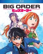 Big Order Blu-ray