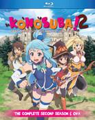 Konosuba Season 2 + OVA Blu-ray