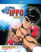 Hajime No Ippo The Fighting! Collection 1 Blu-ray