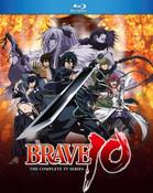 Brave 10 Blu-ray