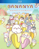 Bananya and the Curious Bunch Blu-ray