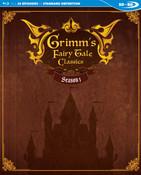 Grimm's Fairy Tale Classics Season 1 Blu-ray