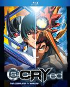 S-CRY-ed Blu-ray