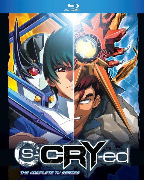 S-CRY-ed TV Series Blu-ray