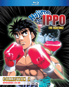 Hajime No Ippo The Fighting! Collection 2 Blu-ray