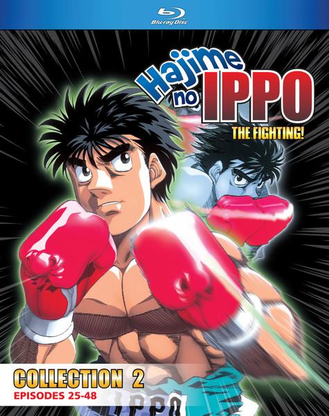 Hajime No Ippo The Fighting! TV Series Collection 2 Blu-ray