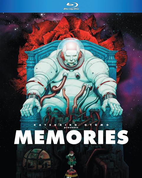 Memories Blu-ray