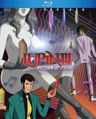 Lupin The 3rd Return of Pycal Blu-ray