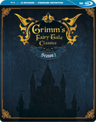 Grimm's Fairy Tale Classics Season 2 Blu-ray
