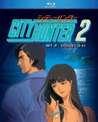 City Hunter Season 2 Part 2 Blu-ray
