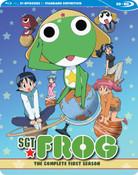 Sgt. Frog Season 1 Blu-ray