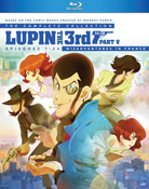 Lupin the 3rd Part V Blu-ray