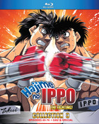 Hajime No Ippo The Fighting! Collection 3 Blu-ray