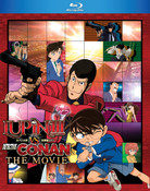 Lupin the 3rd Vs Detective Conan The Movie Blu-ray