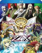 Z/X Ignition Blu-ray