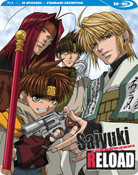 Saiyuki Reload Blu-ray
