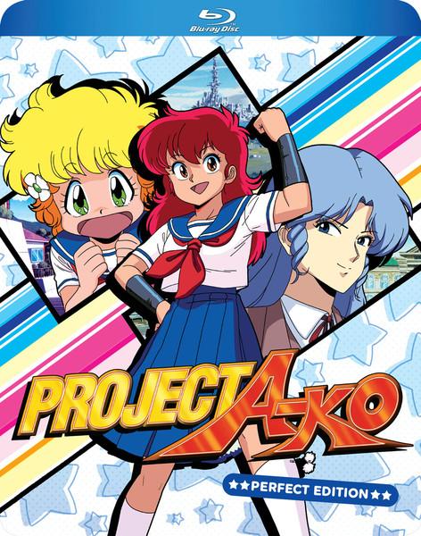 Project A-ko Blu-ray