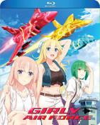 Girly Air Force Blu-ray