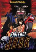 Violence Jack OVA Collection DVD