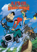 Lupin the 3rd Napoleon's Dictionary DVD