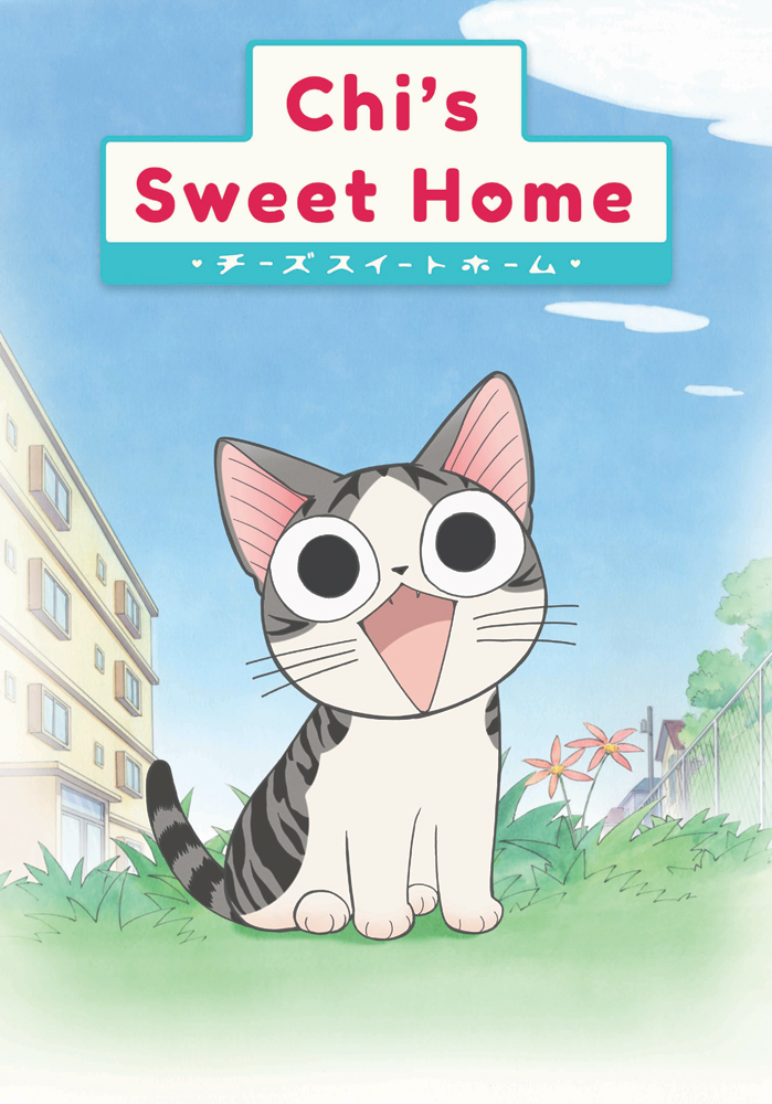Chi's Sweet Home DVD 875707049092